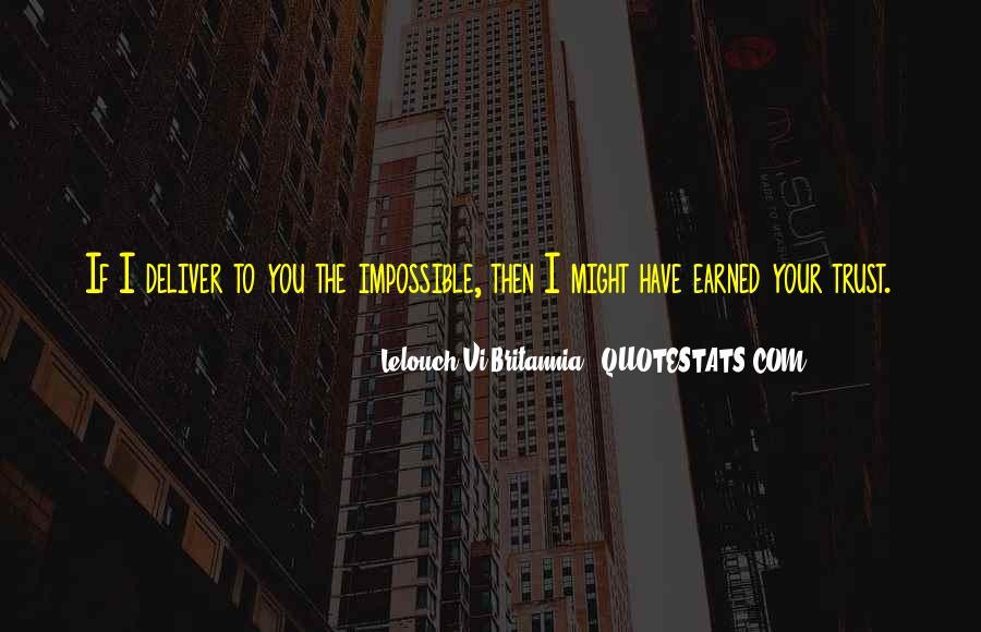 Lelouch Vi Britannia Quotes #676000