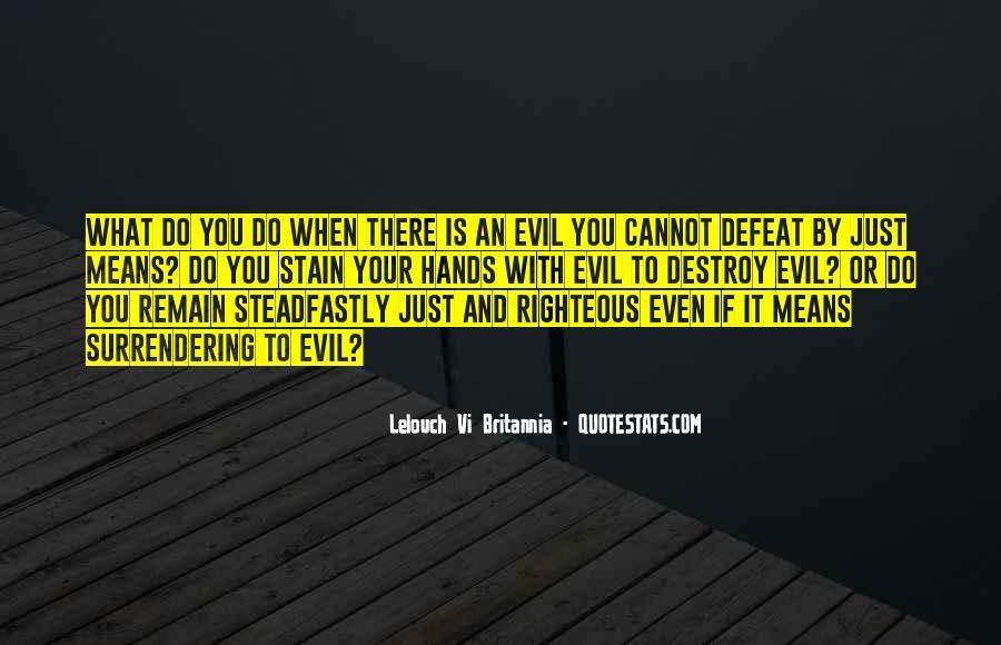 Lelouch Vi Britannia Quotes #909958