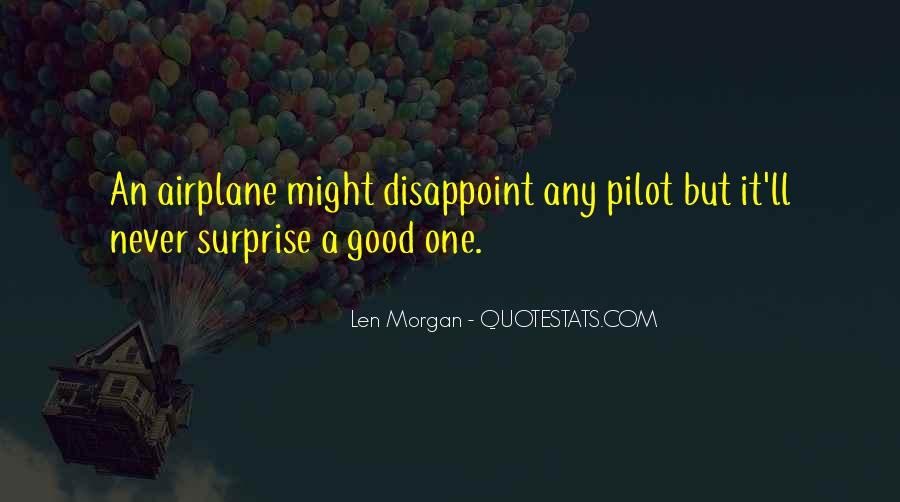 Len Morgan Quotes #1850507