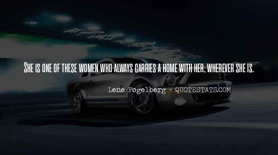 Lene Fogelberg Quotes #1625823