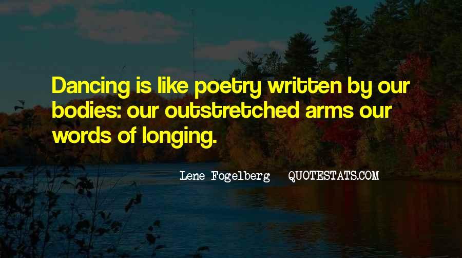 Lene Fogelberg Quotes #543912