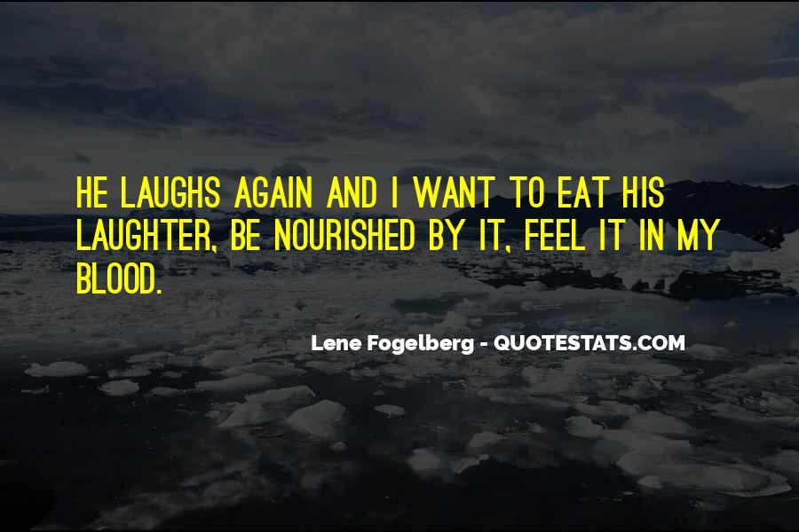 Lene Fogelberg Quotes #635624
