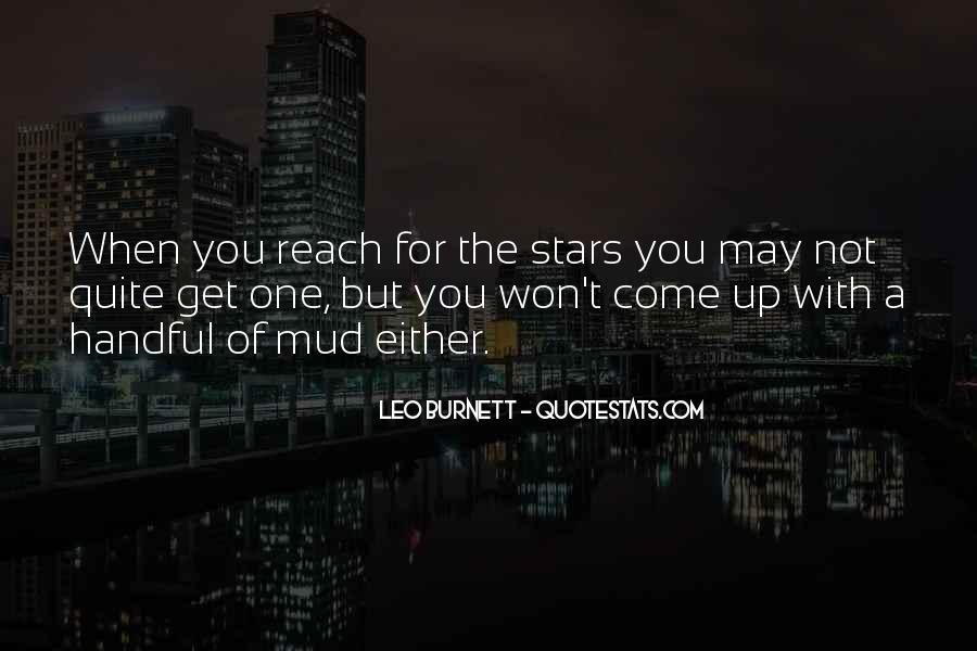 Leo Burnett Quotes #1785397