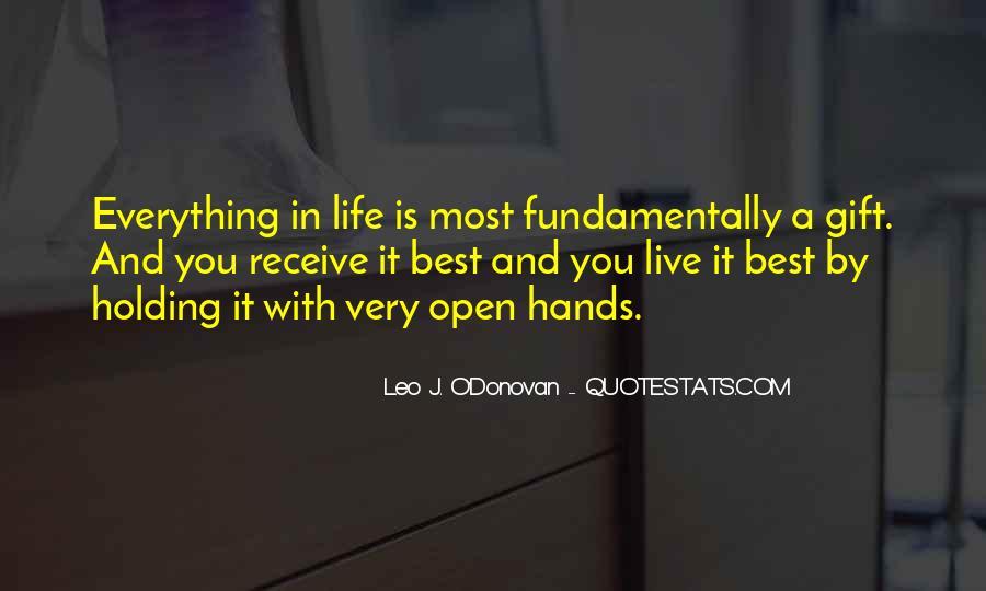 Leo J. O'Donovan Quotes #1392917