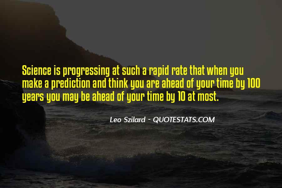 Leo Szilard Quotes #1264077