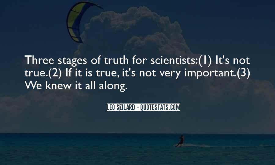 Leo Szilard Quotes #127958