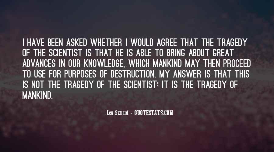 Leo Szilard Quotes #157742