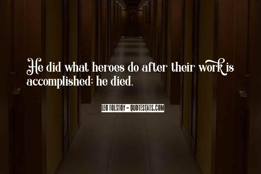 Leo Tolstoy Quotes #1017230