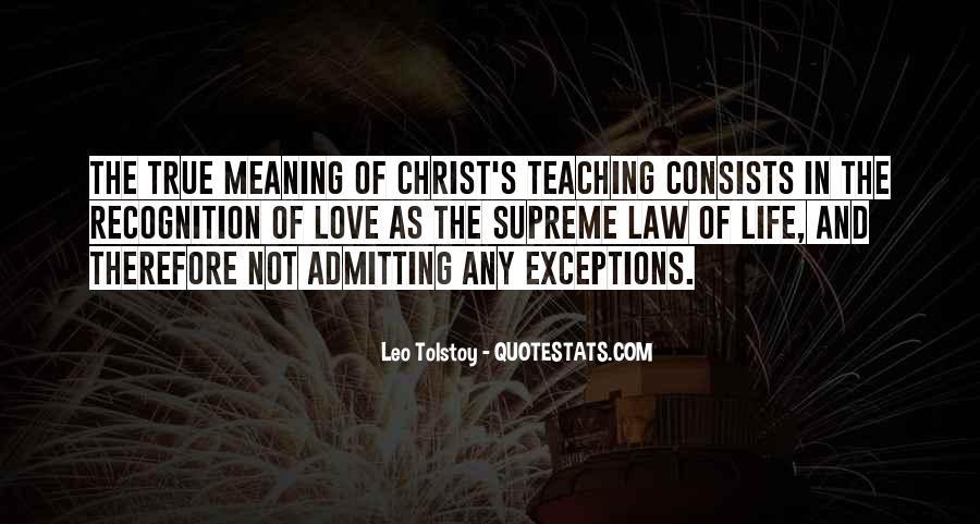Leo Tolstoy Quotes #1028114