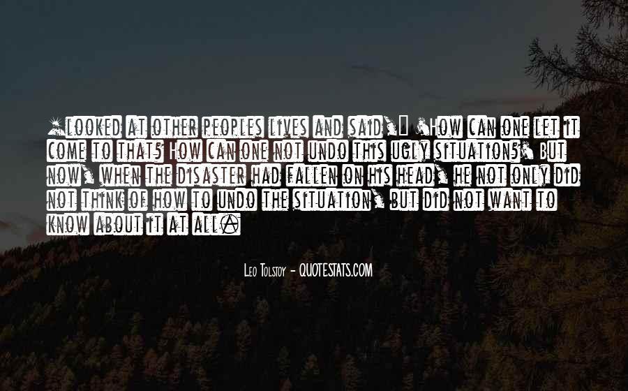 Leo Tolstoy Quotes #1084222