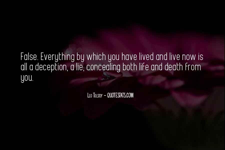 Leo Tolstoy Quotes #1127770