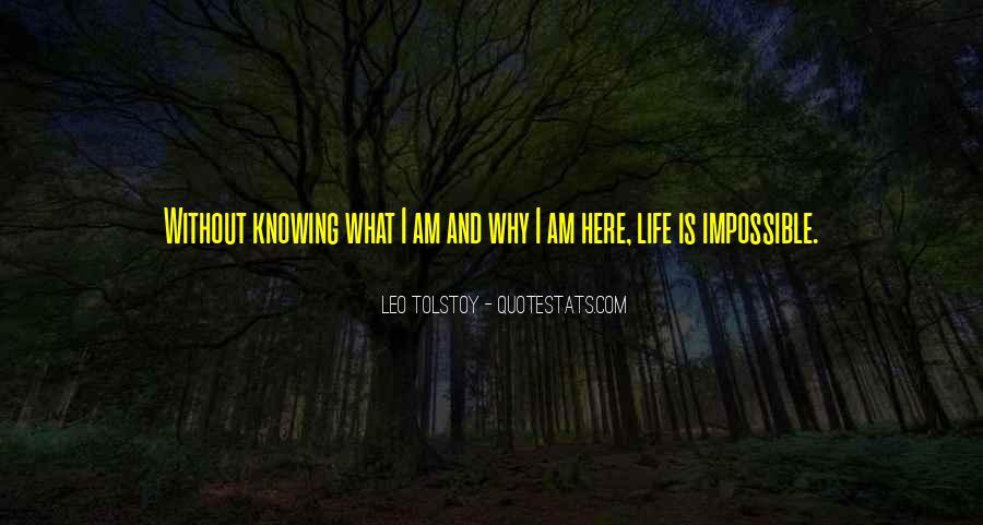 Leo Tolstoy Quotes #1175973