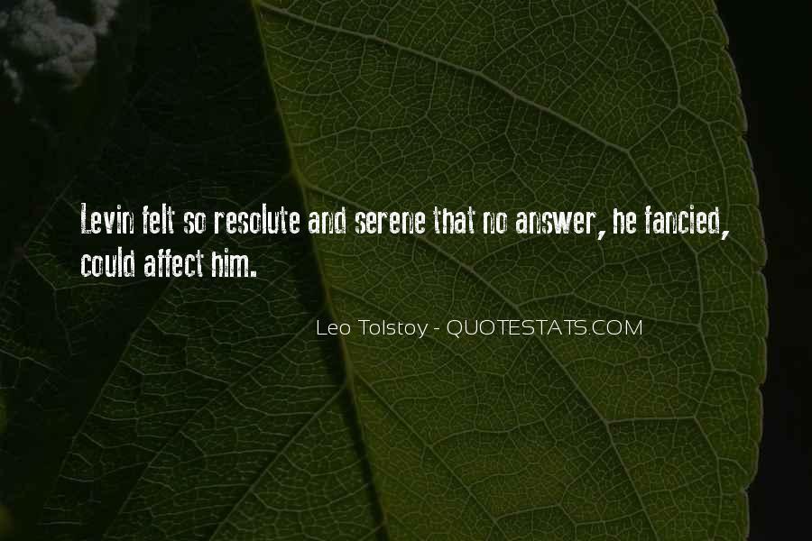 Leo Tolstoy Quotes #1313522
