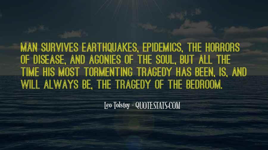 Leo Tolstoy Quotes #1361473