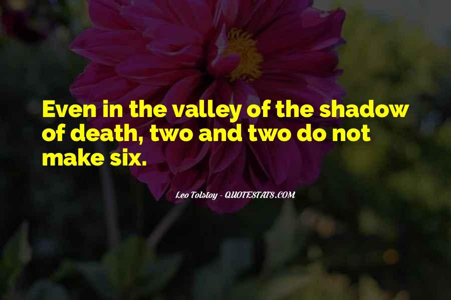 Leo Tolstoy Quotes #1427491