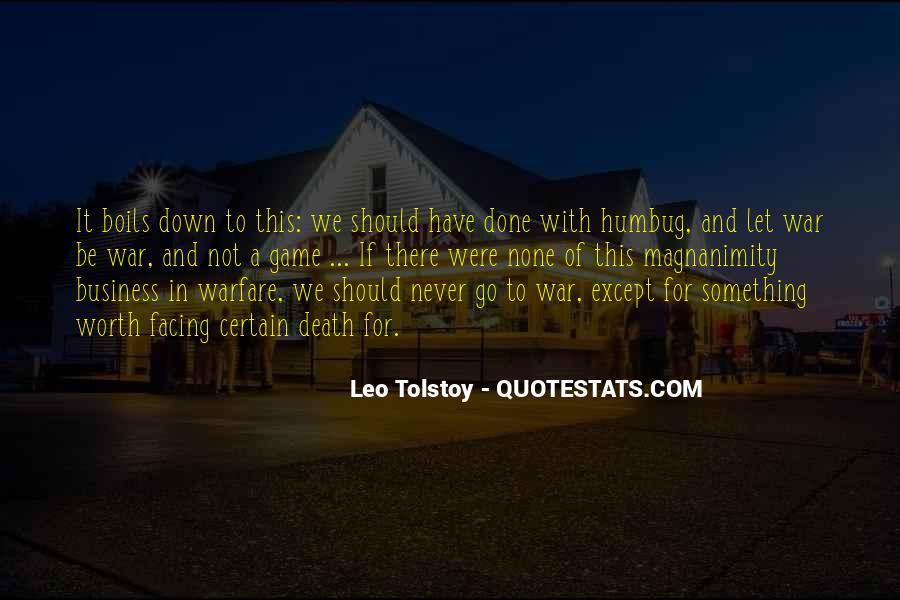 Leo Tolstoy Quotes #1484833