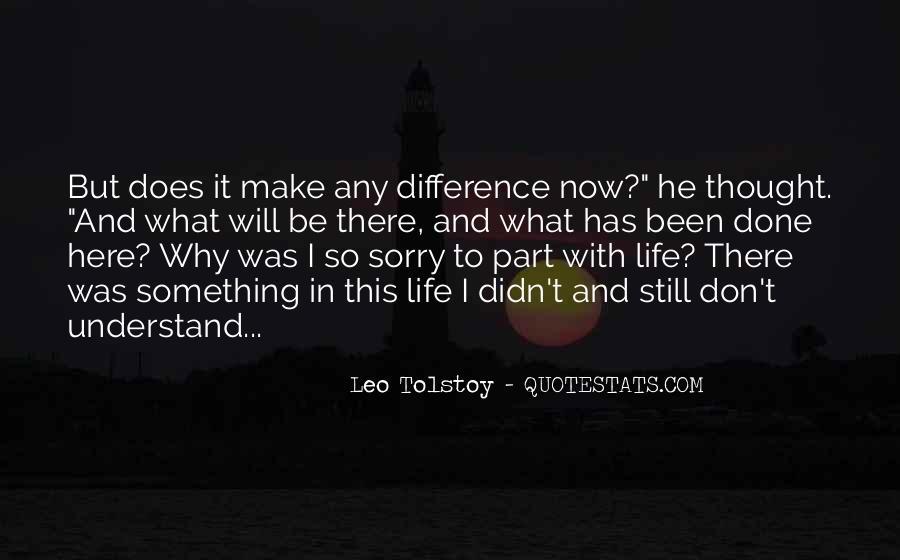 Leo Tolstoy Quotes #1498976
