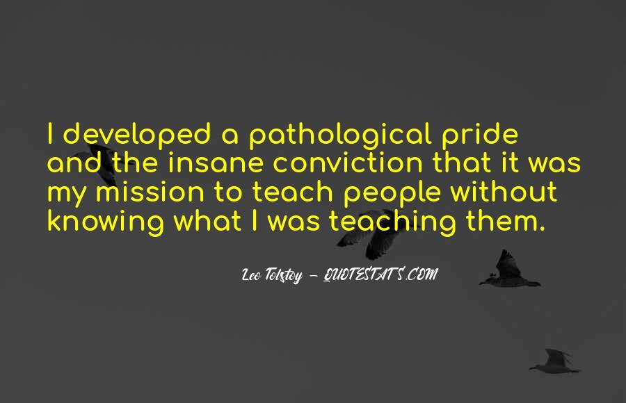 Leo Tolstoy Quotes #1557187