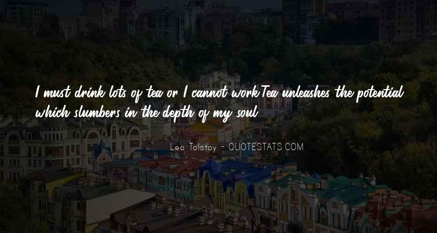 Leo Tolstoy Quotes #1618252