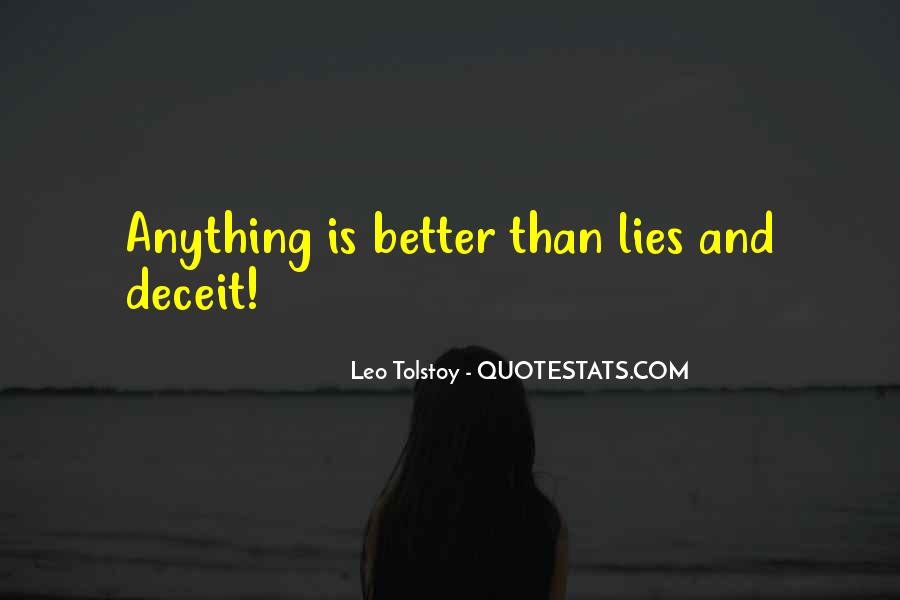 Leo Tolstoy Quotes #1644383