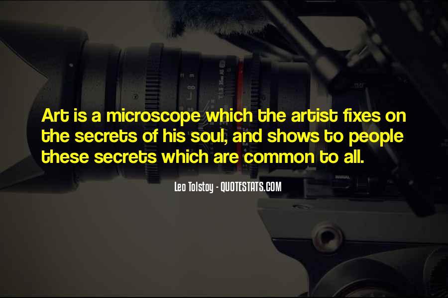 Leo Tolstoy Quotes #1695605