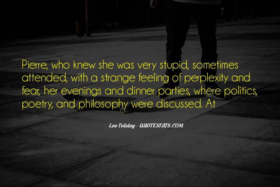Leo Tolstoy Quotes #1731665