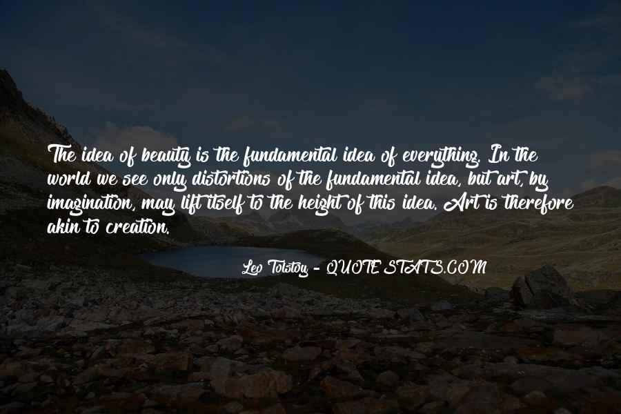Leo Tolstoy Quotes #1747768