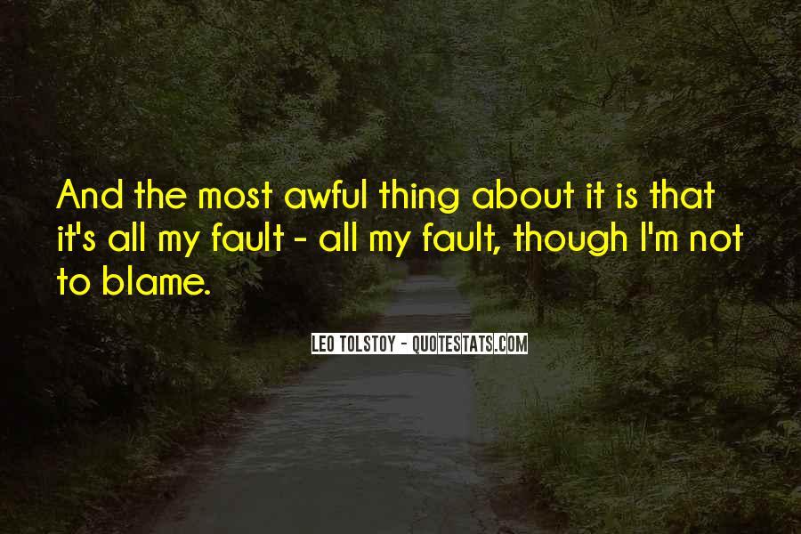 Leo Tolstoy Quotes #1756887