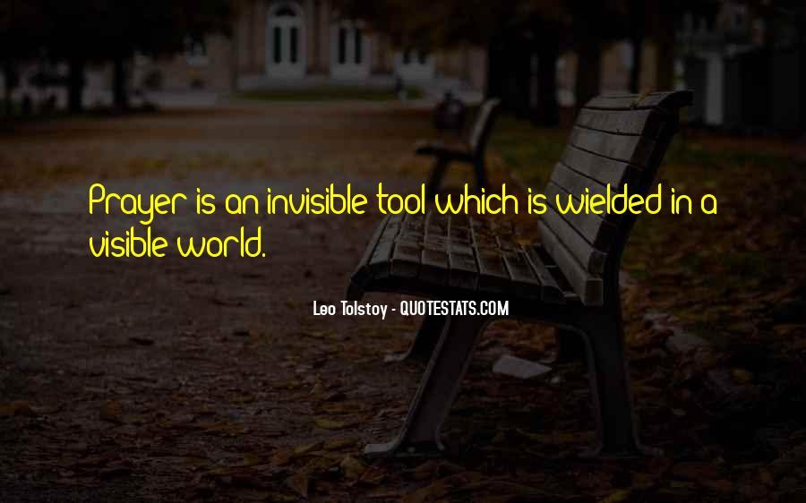 Leo Tolstoy Quotes #1767253