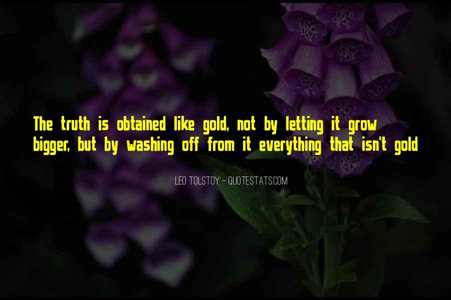Leo Tolstoy Quotes #1843681