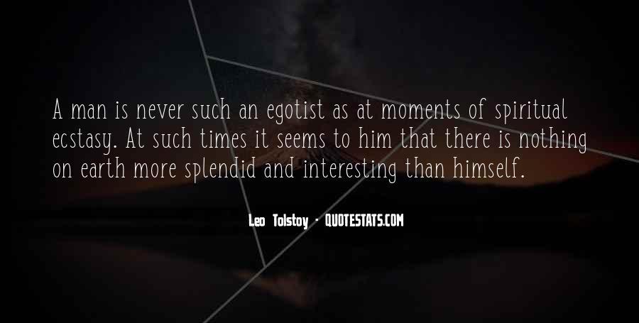 Leo Tolstoy Quotes #188646