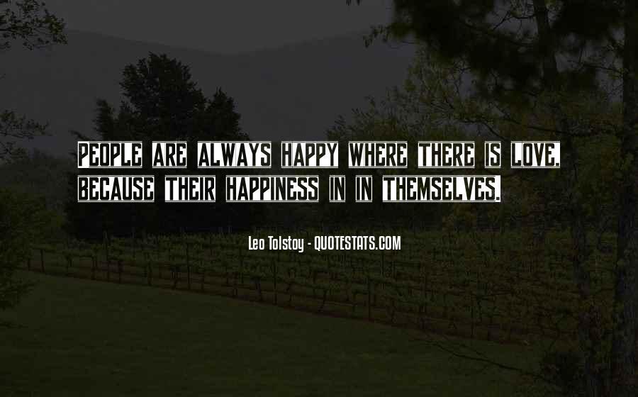 Leo Tolstoy Quotes #218814