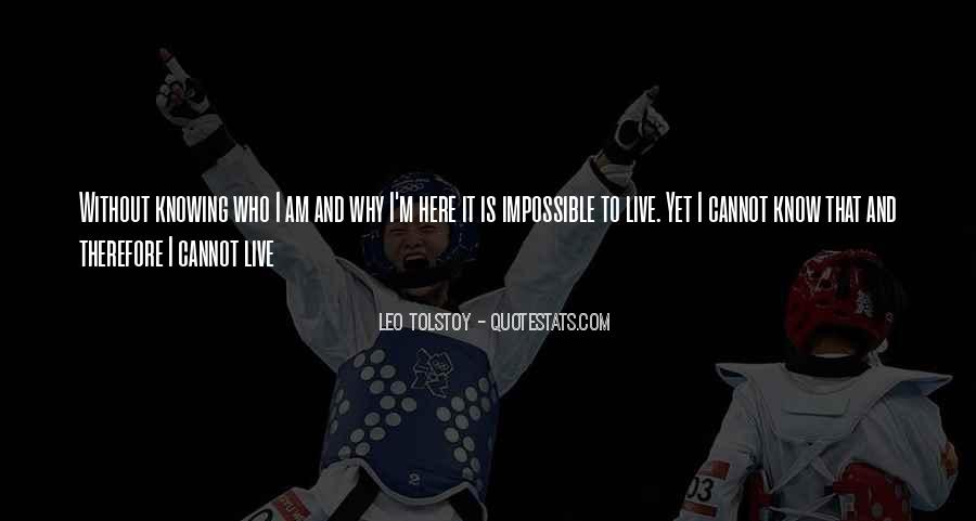 Leo Tolstoy Quotes #231078