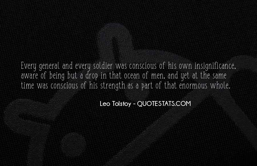 Leo Tolstoy Quotes #276730