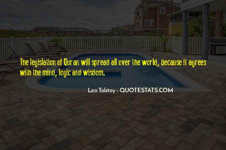 Leo Tolstoy Quotes #437801