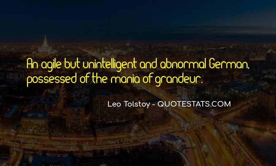 Leo Tolstoy Quotes #503285