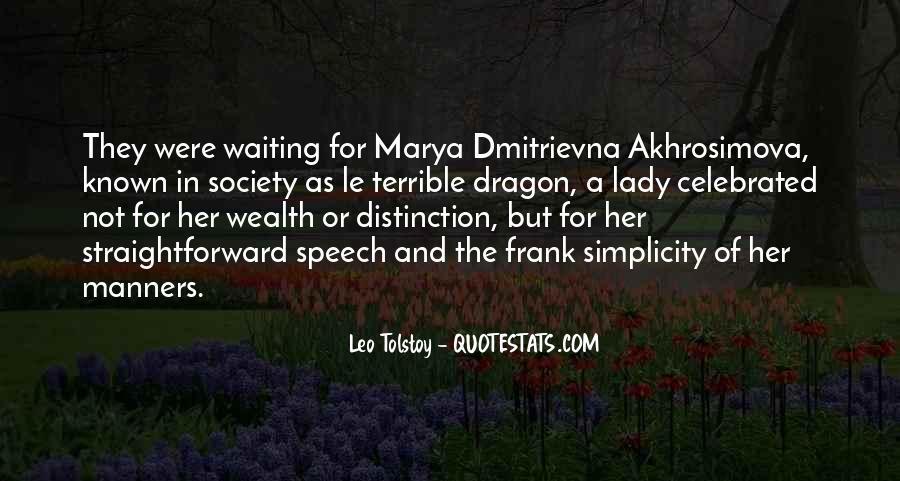 Leo Tolstoy Quotes #525950