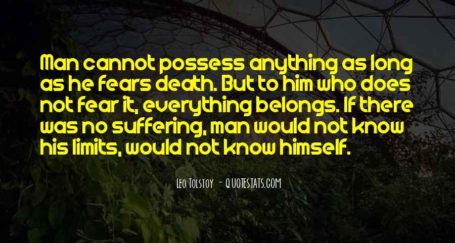 Leo Tolstoy Quotes #645877