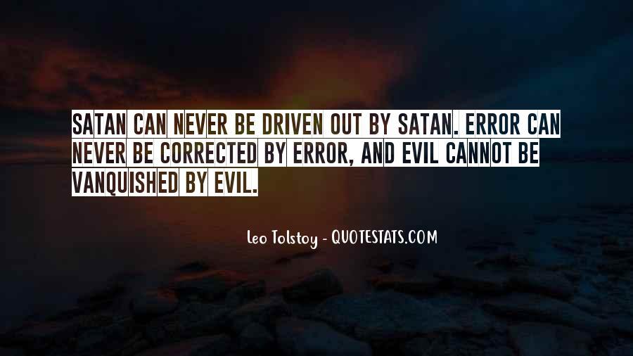 Leo Tolstoy Quotes #652764