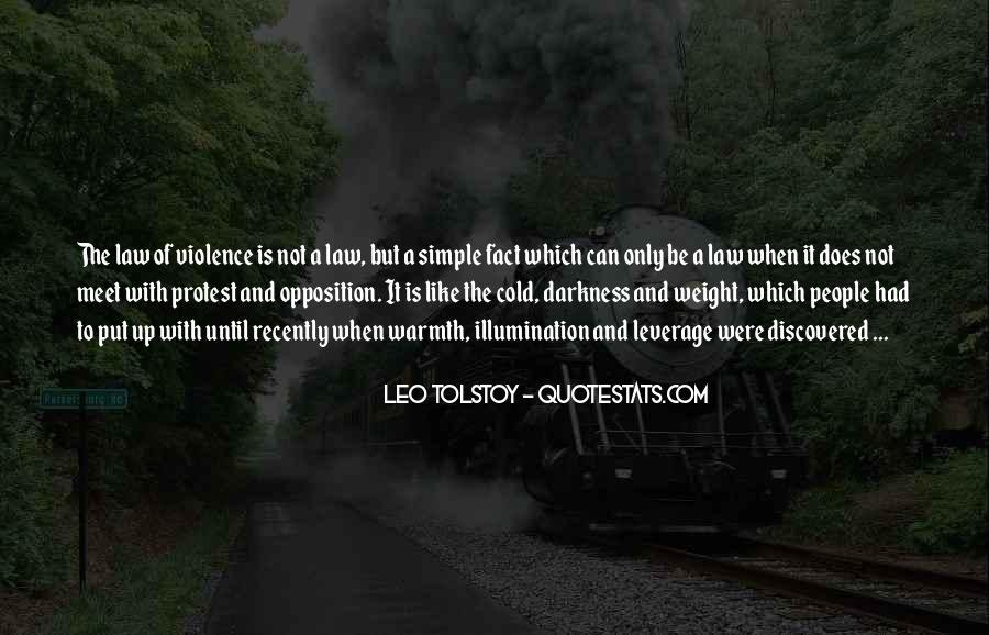 Leo Tolstoy Quotes #962342