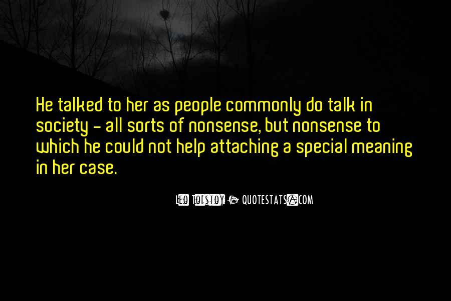 Leo Tolstoy Quotes #980045