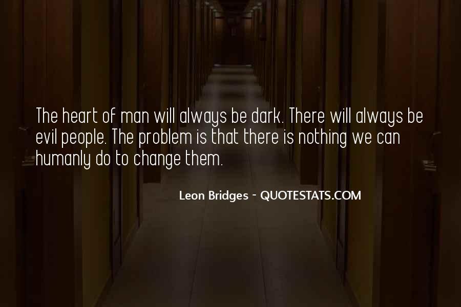 Leon Bridges Quotes #1065125