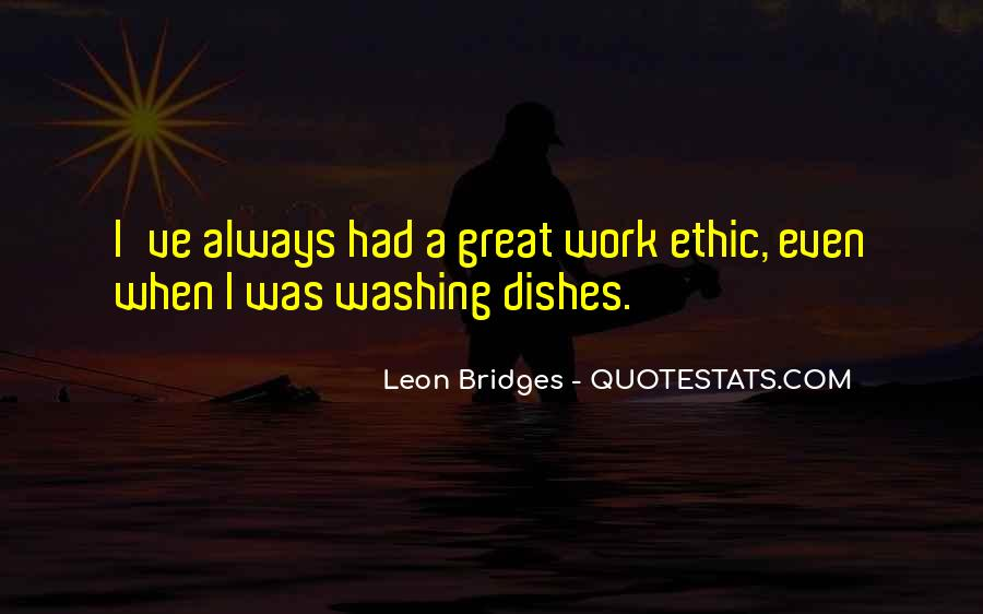 Leon Bridges Quotes #1343882