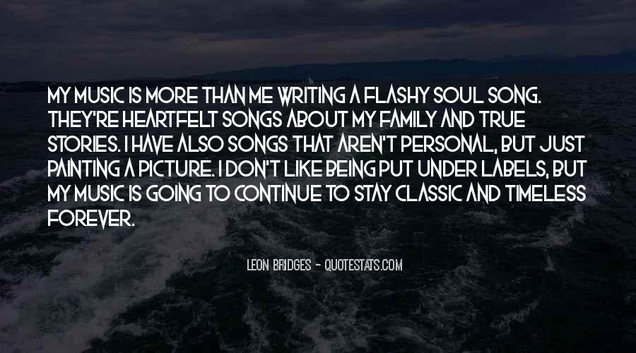 Leon Bridges Quotes #1572117