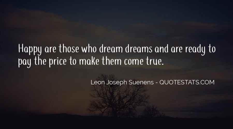 Leon Joseph Suenens Quotes #1786871