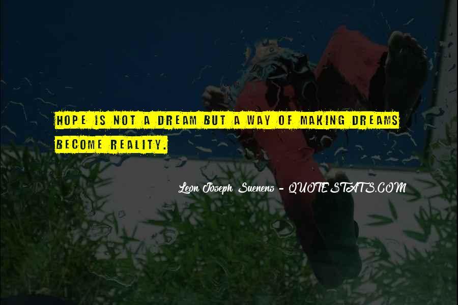 Leon Joseph Suenens Quotes #692818