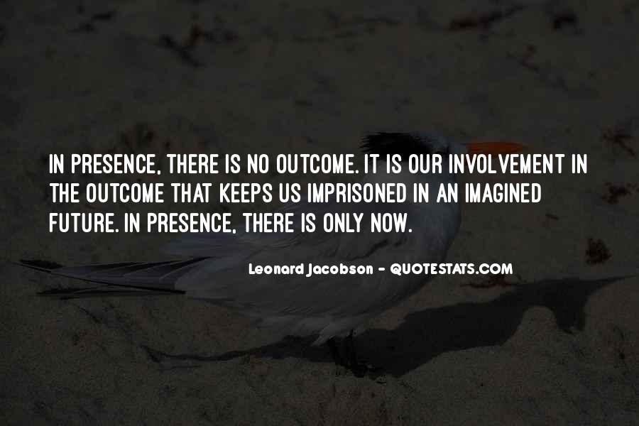 Leonard Jacobson Quotes #108316