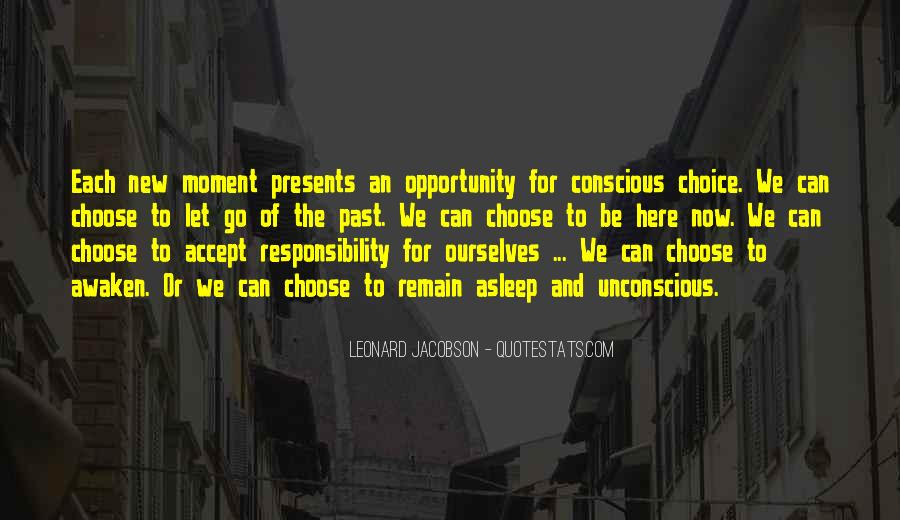Leonard Jacobson Quotes #1195475