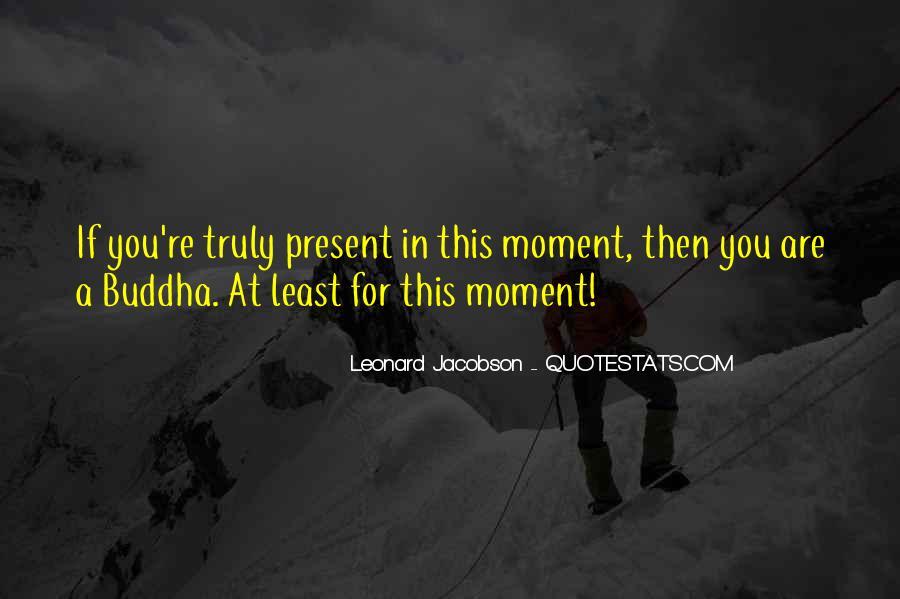 Leonard Jacobson Quotes #1199275