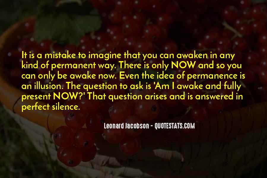 Leonard Jacobson Quotes #12575